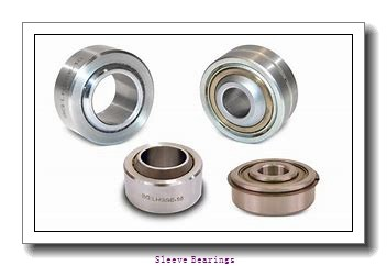 ISOSTATIC TT-1709-1  Sleeve Bearings