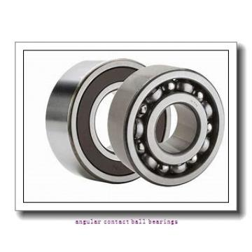 90 mm x 160 mm x 30 mm  SKF 7218 BEGAY  Angular Contact Ball Bearings