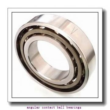 3.937 Inch | 100 Millimeter x 8.465 Inch | 215 Millimeter x 3.701 Inch | 94 Millimeter  SKF 97320UP2-BRZ  Angular Contact Ball Bearings