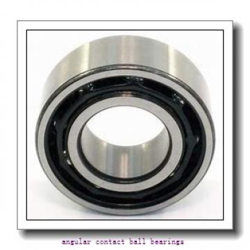 110 mm x 200 mm x 38 mm  SKF QJ 222 N2MA  Angular Contact Ball Bearings