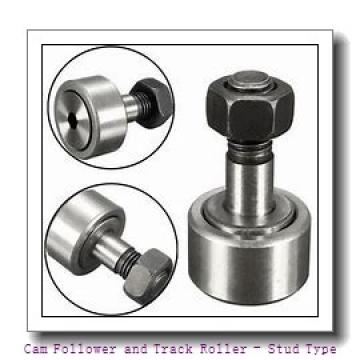 22 mm x 40 mm x 58 mm  SKF NUKRE 40 A  Cam Follower and Track Roller - Stud Type
