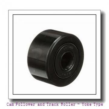 CONSOLIDATED BEARING 361206-2RSX  Cam Follower and Track Roller - Yoke Type