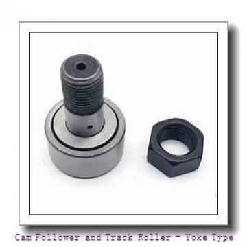 CONSOLIDATED BEARING NATV-5  Cam Follower and Track Roller - Yoke Type