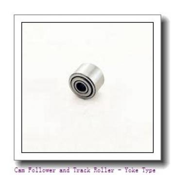 CONSOLIDATED BEARING NUTR-17X  Cam Follower and Track Roller - Yoke Type