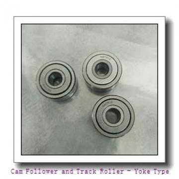 CONSOLIDATED BEARING 361203-2RS  Cam Follower and Track Roller - Yoke Type