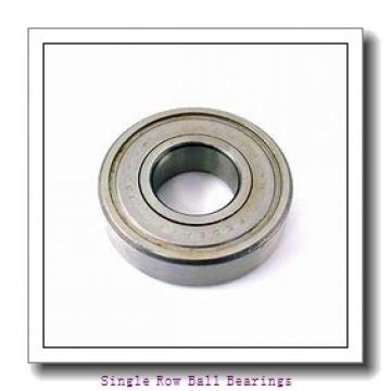 SKF R8ZZ  Single Row Ball Bearings