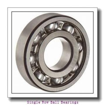 40 mm x 80 mm x 18 mm  TIMKEN 208P  Single Row Ball Bearings