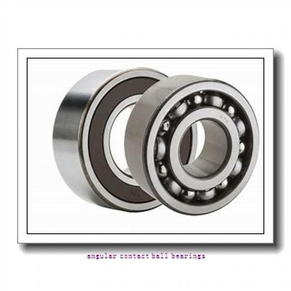 105 mm x 225 mm x 49 mm  TIMKEN 7321WN MBR  Angular Contact Ball Bearings #1 image
