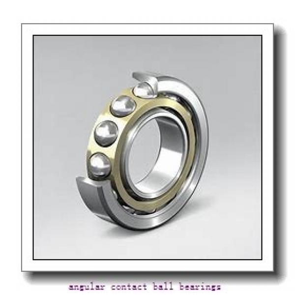 60 mm x 110 mm x 22 mm  SKF 7212 BECBY  Angular Contact Ball Bearings #2 image