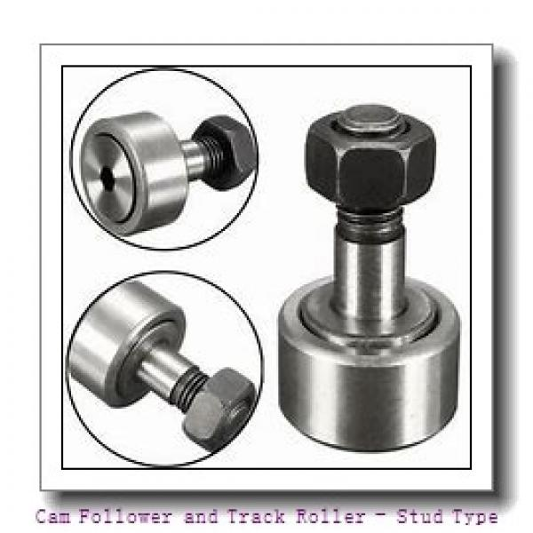 IKO CF10-1VUUR  Cam Follower and Track Roller - Stud Type #1 image