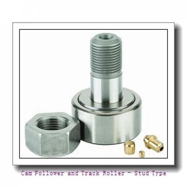 IKO CFE 10-1 BUUR  Cam Follower and Track Roller - Stud Type #1 image