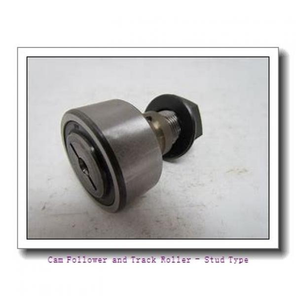INA KRV30-PP-X  Cam Follower and Track Roller - Stud Type #1 image