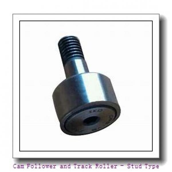 IKO CFE 10-1 BUUR  Cam Follower and Track Roller - Stud Type #2 image