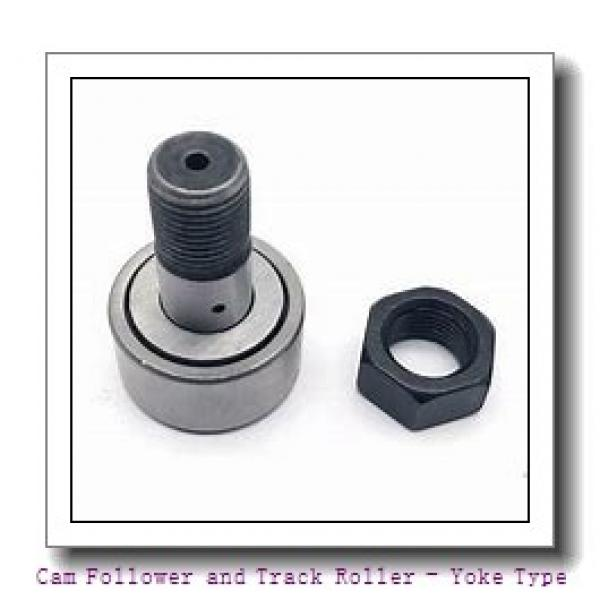INA NATR50-X-PP  Cam Follower and Track Roller - Yoke Type #2 image