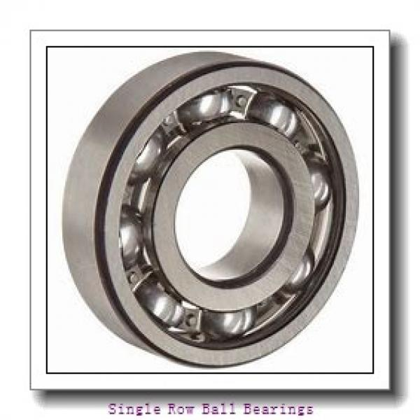 40 mm x 80 mm x 18 mm  TIMKEN 208KDD  Single Row Ball Bearings #1 image